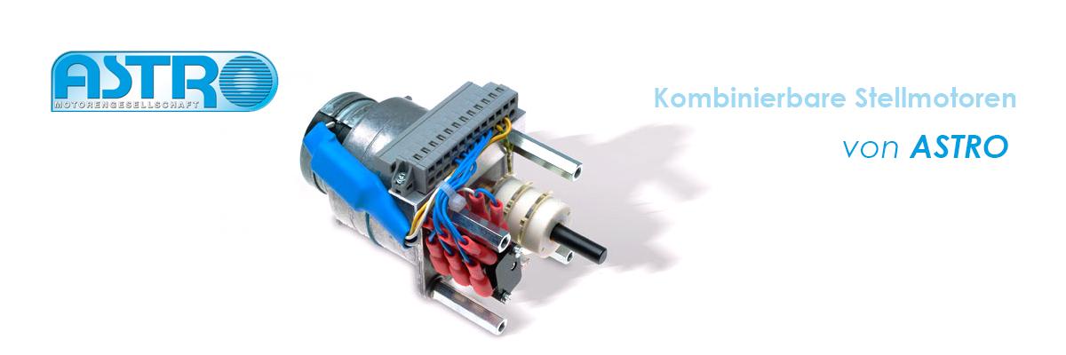 ASTRO Motoren – Stellmotoren