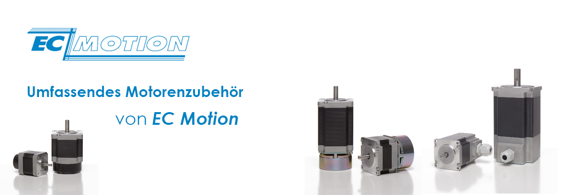 Anschlusskasten, Bremsen und Encoder für Schrittmotoren  - EC Motion