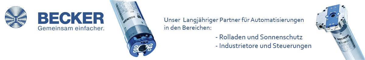 becker-antriebe-partner.ch Garagentorantriebe / Steuerungen by EC-Motoren GmbH