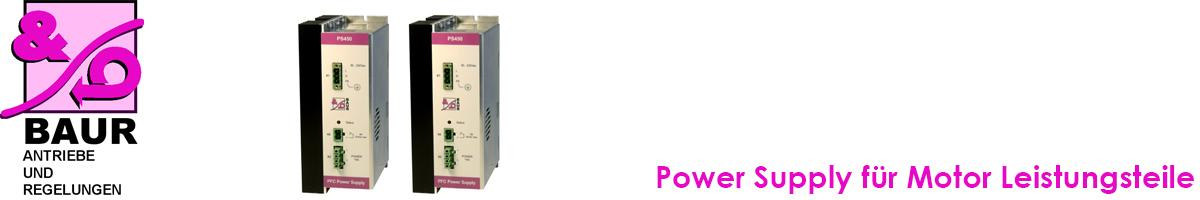 baur-motion-control.de Power Supplies by EC-Motoren GmbH