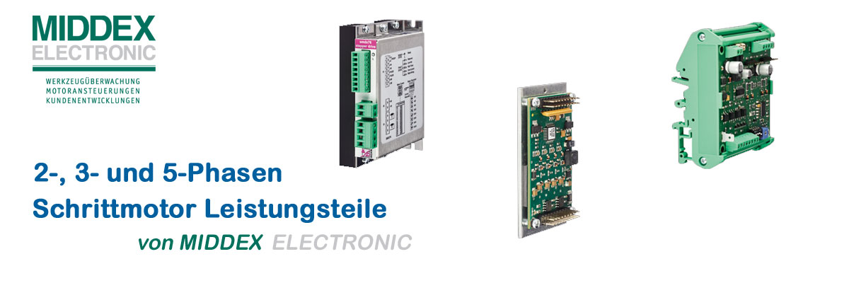 Stepper Drives - Industrial Stepper Drive Solutions